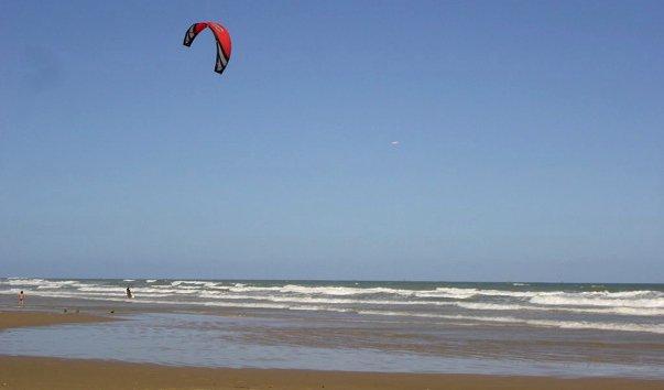 Пляж Aruana