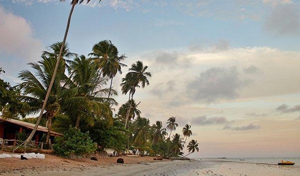 Пляж «Битингу»