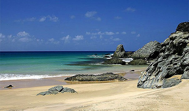 Пляж Cachorro