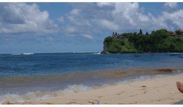 Пляж Geger