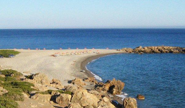 Пляж Гиалискари