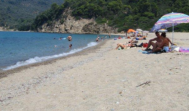 Пляж Kechria