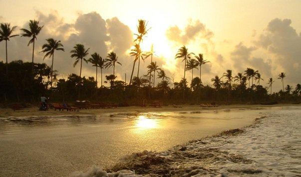 Пляж Куаката
