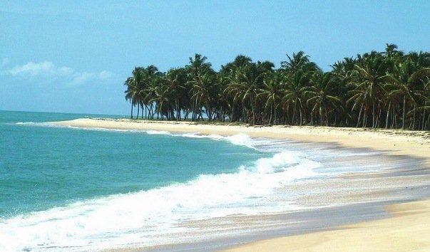 Пляж Масейо
