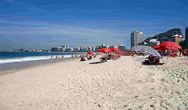 Пляж Mossoro
