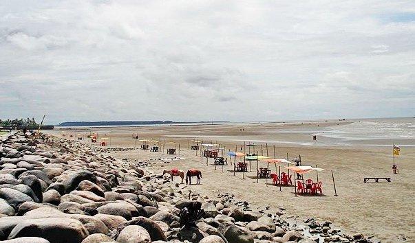 Пляж Патенга