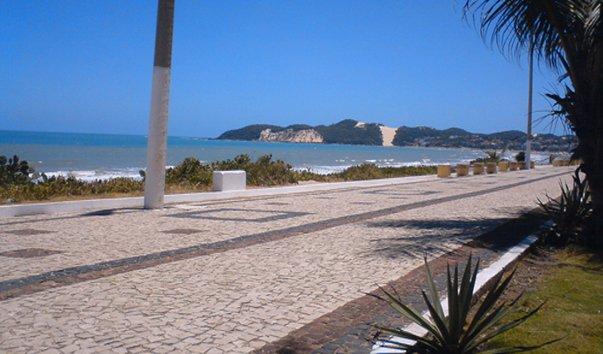 Пляж Ponta Negra