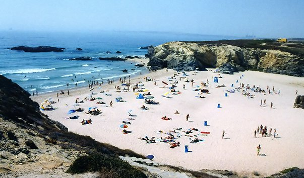 Пляж Praia Grande