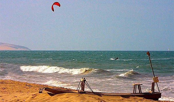 Пляж Преа
