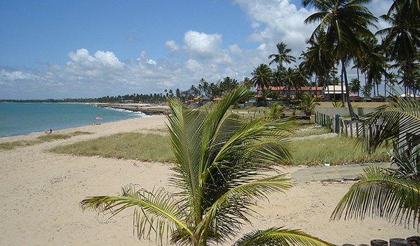 Пляж Серрамби
