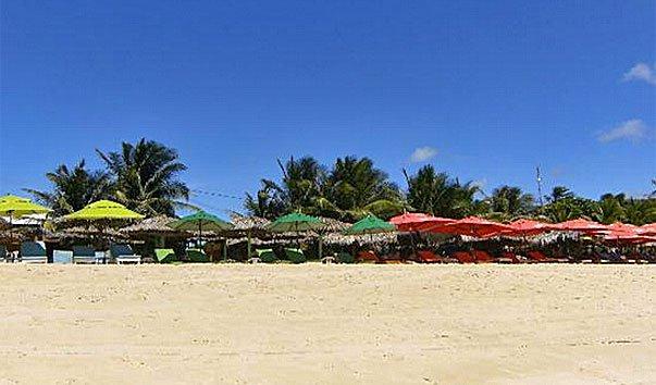 Пляж Сул