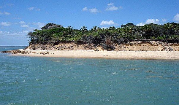 Пляж Тибау-ду-Сул