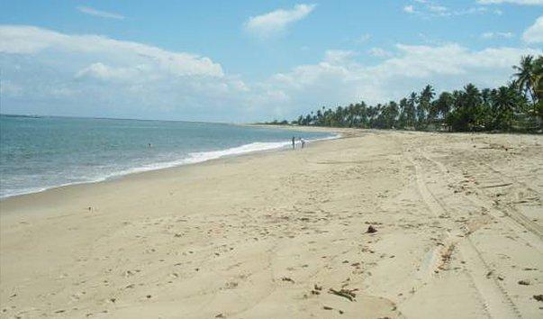Пляж Токиньо