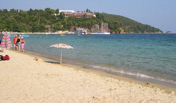 Пляж Xanemos
