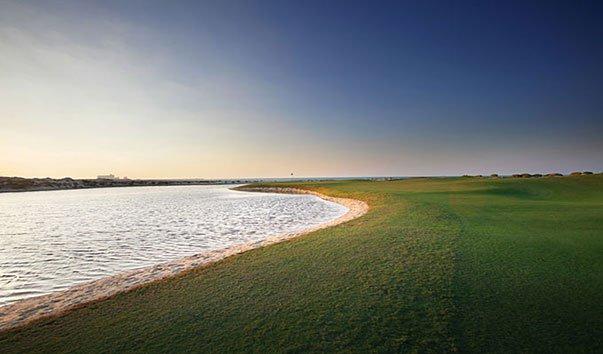 Пляжный гольф-клуб «Саадият»