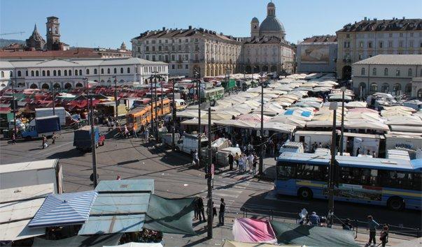 Площадь Порта Палаццо