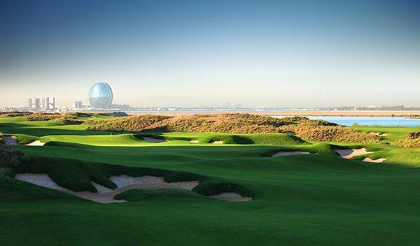 Поле для гольфа «Яс Линкс»