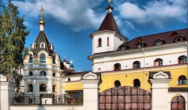 Православный женский Свято-Елизаветинский монастырь