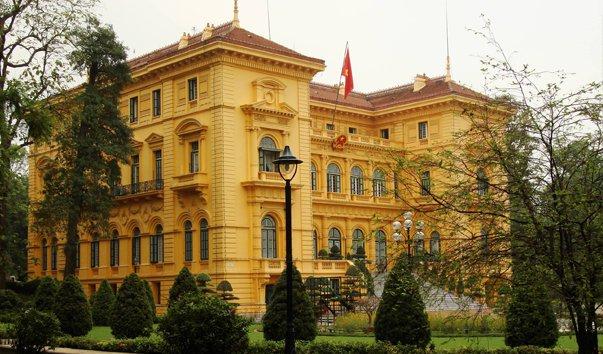 Президентский Дворец Ханоя