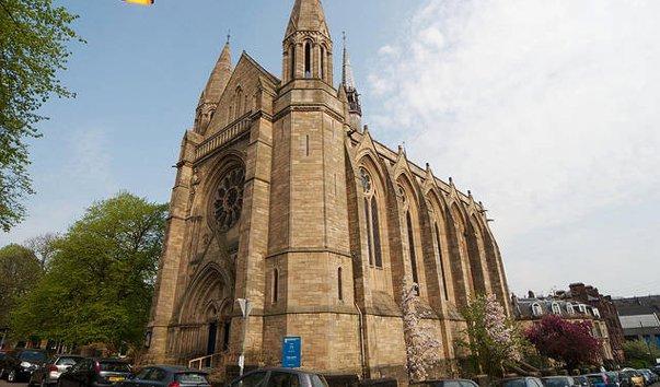 Приходская церковь Kelvinside Hillhead