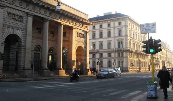 Проспект Corso Venezia