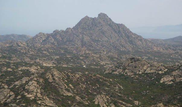 Пустыня Агриате