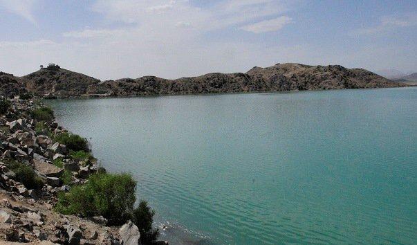 Река Аргандаб
