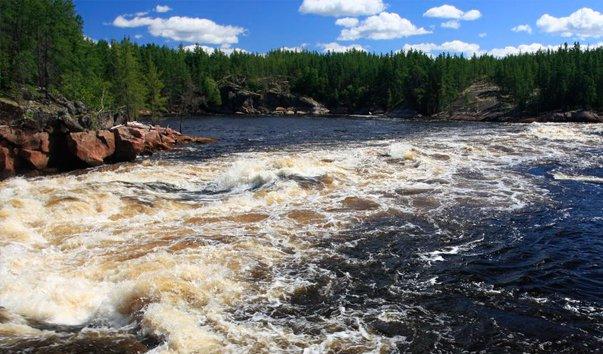 Река Бладвейн