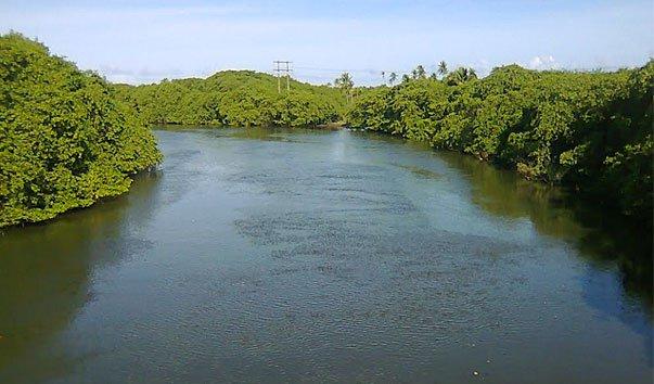 Река Джабоатао