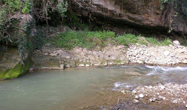 Река Фарахруд