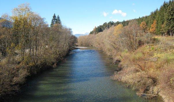 Река Гайль