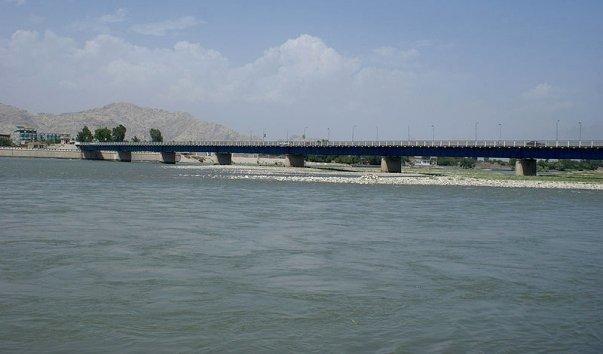 Река Кабул