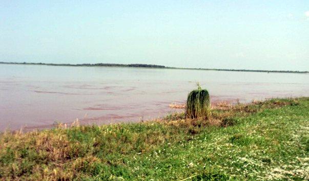 Река Кашан