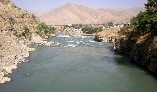 Река Кокча