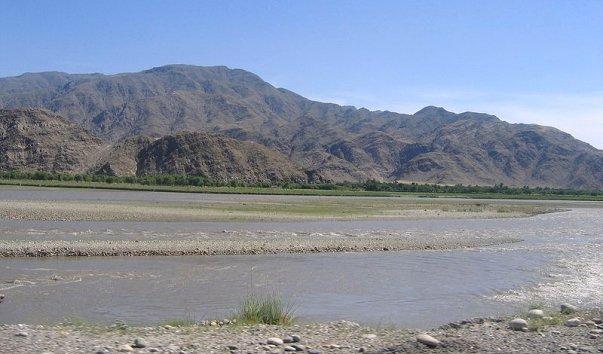 Река Кунар
