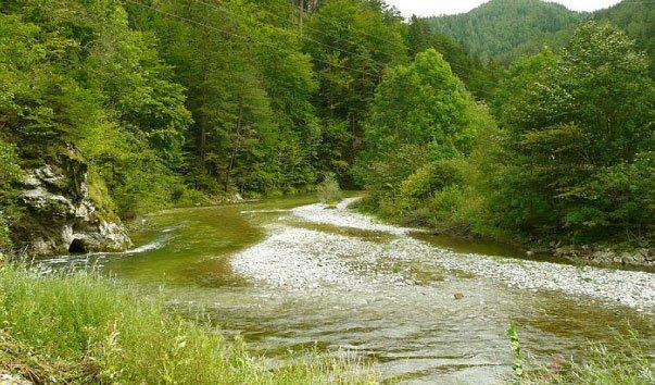 Река Мюрц