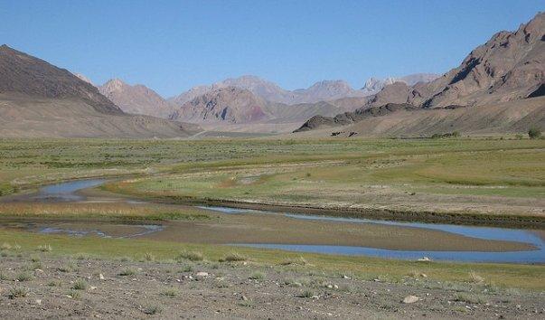 Река Мургаб