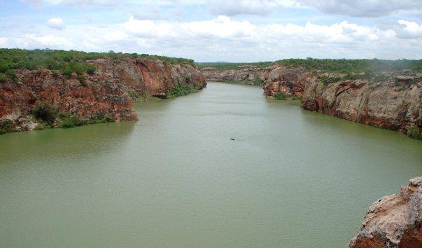 Река Сан-Франсиску