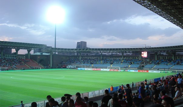Республиканский стадион Еревана