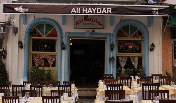 Ресторан Ali Haydar