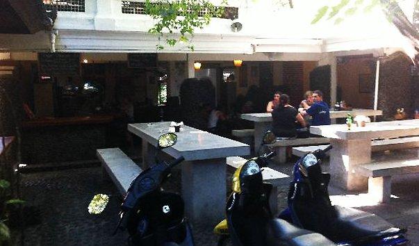 Ресторан Alleycats