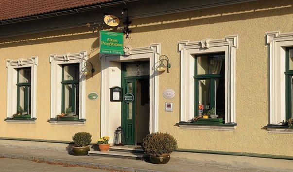 Ресторан Altes Presshaus