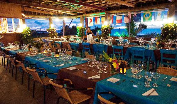 Ресторан «Au bout du Monde»