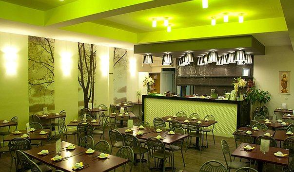Ресторан Au Lac Gourmet Vegetarian