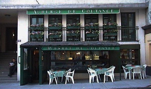 Ресторан Auberge de Coutance
