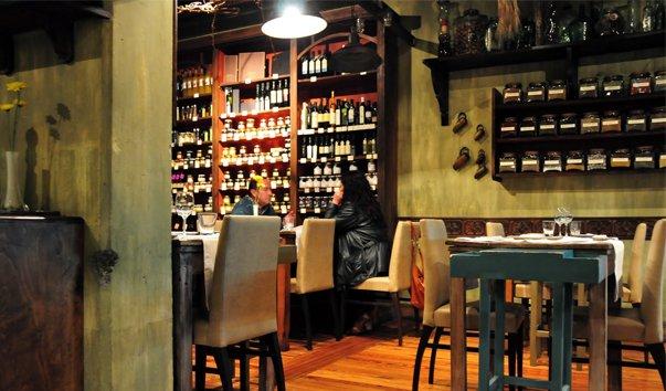 Ресторан Azafran