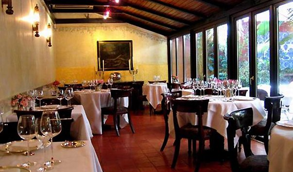 Ресторан Casa da Comida