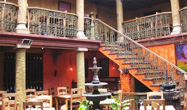 Ресторан «Como Аgua Para Chocolate»