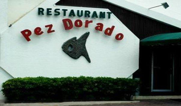 Ресторан «El Pez Dorado»