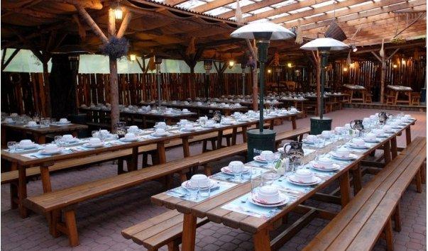 Ресторан «Folklore Garden»